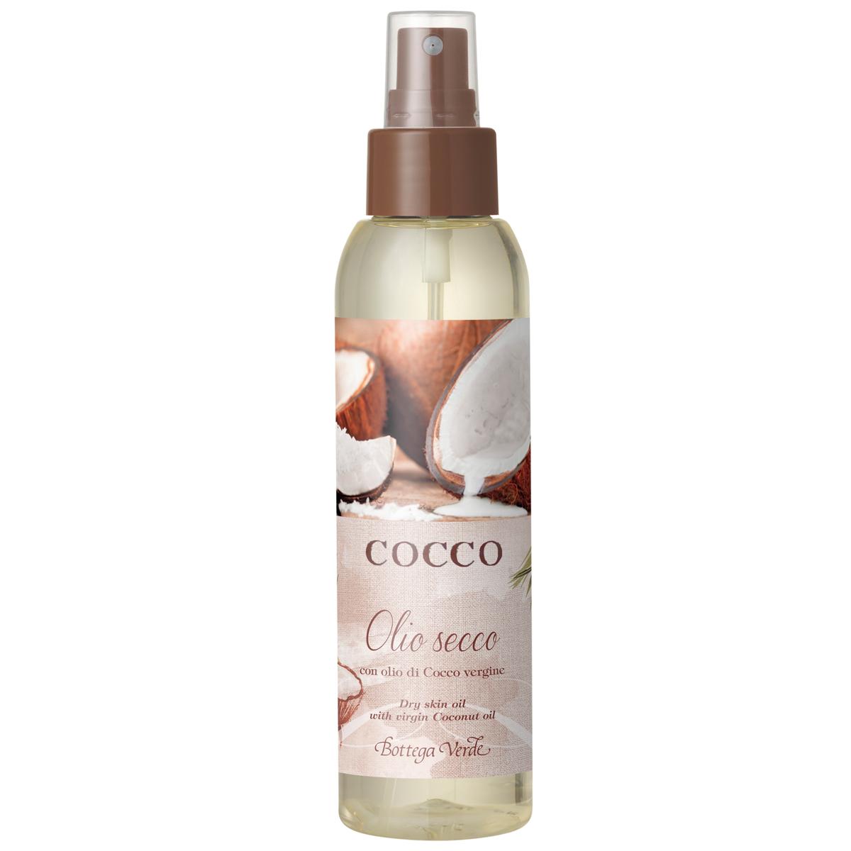 Cocos - Ulei Pentru Corp Cu Ulei De Cocos