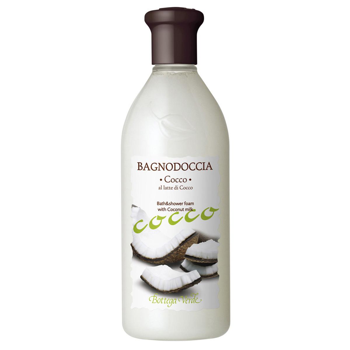 Cocos - Gel De Dus Cu Lapte De Cocos
