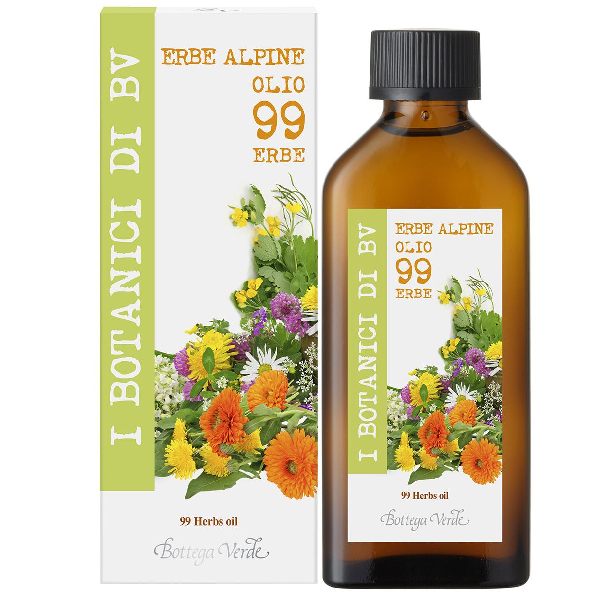I Botanici Di Bv - Plante Alpine - Ulei Din 99 Ier