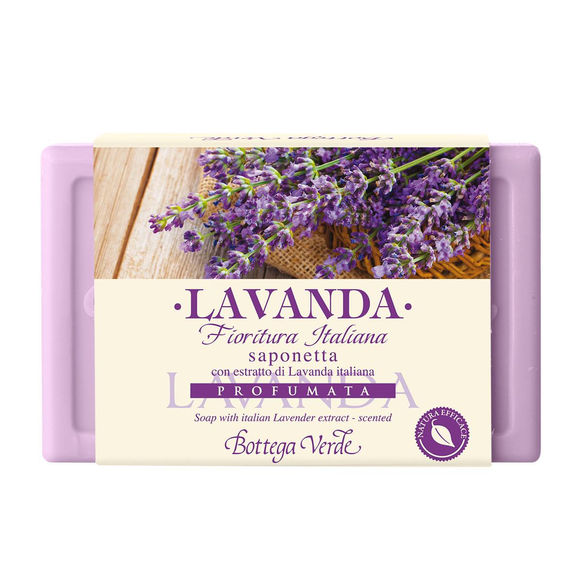 Sapun Cu Extract De Lavanda Italiana