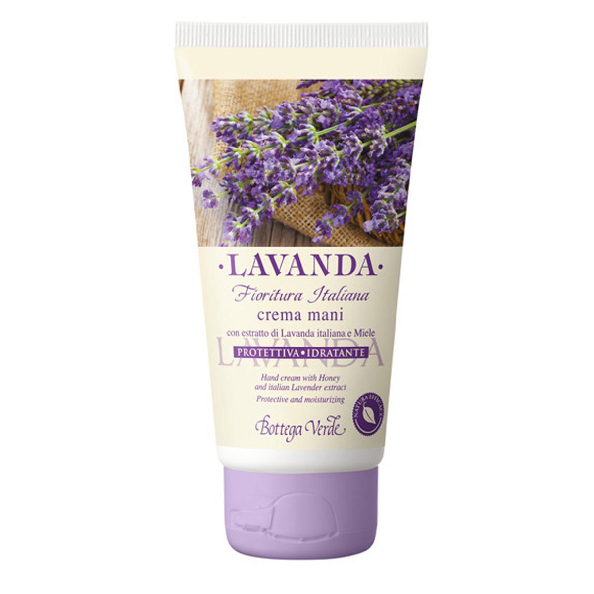 Lavanda - Crema De Maini Cu Extract De Lavanda Italiana Si Miere  Hranitoare Si Protectoare