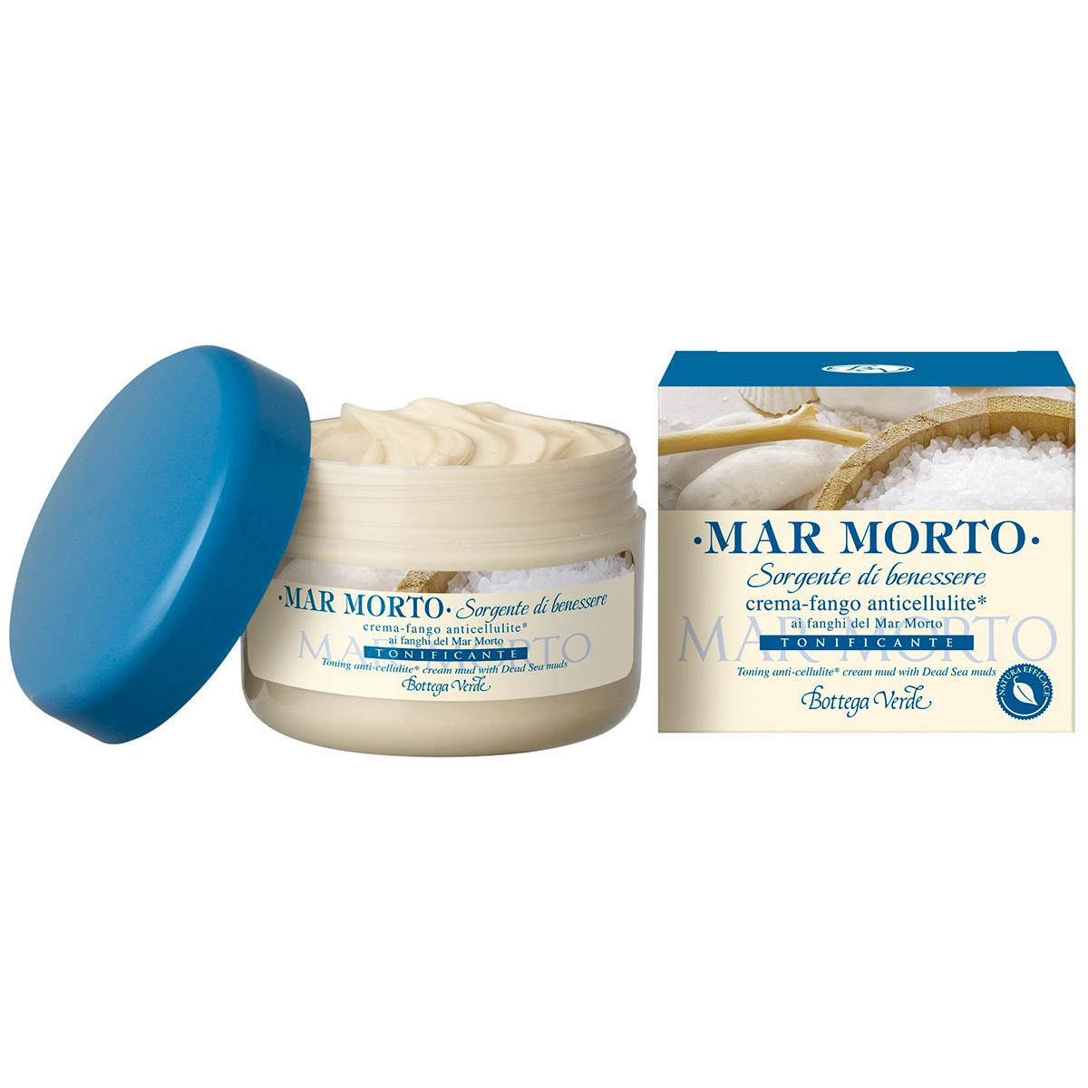 Marea Moarta - Crema Anticelulitica Cu Noroi Din Marea Moarta - Tonifianta