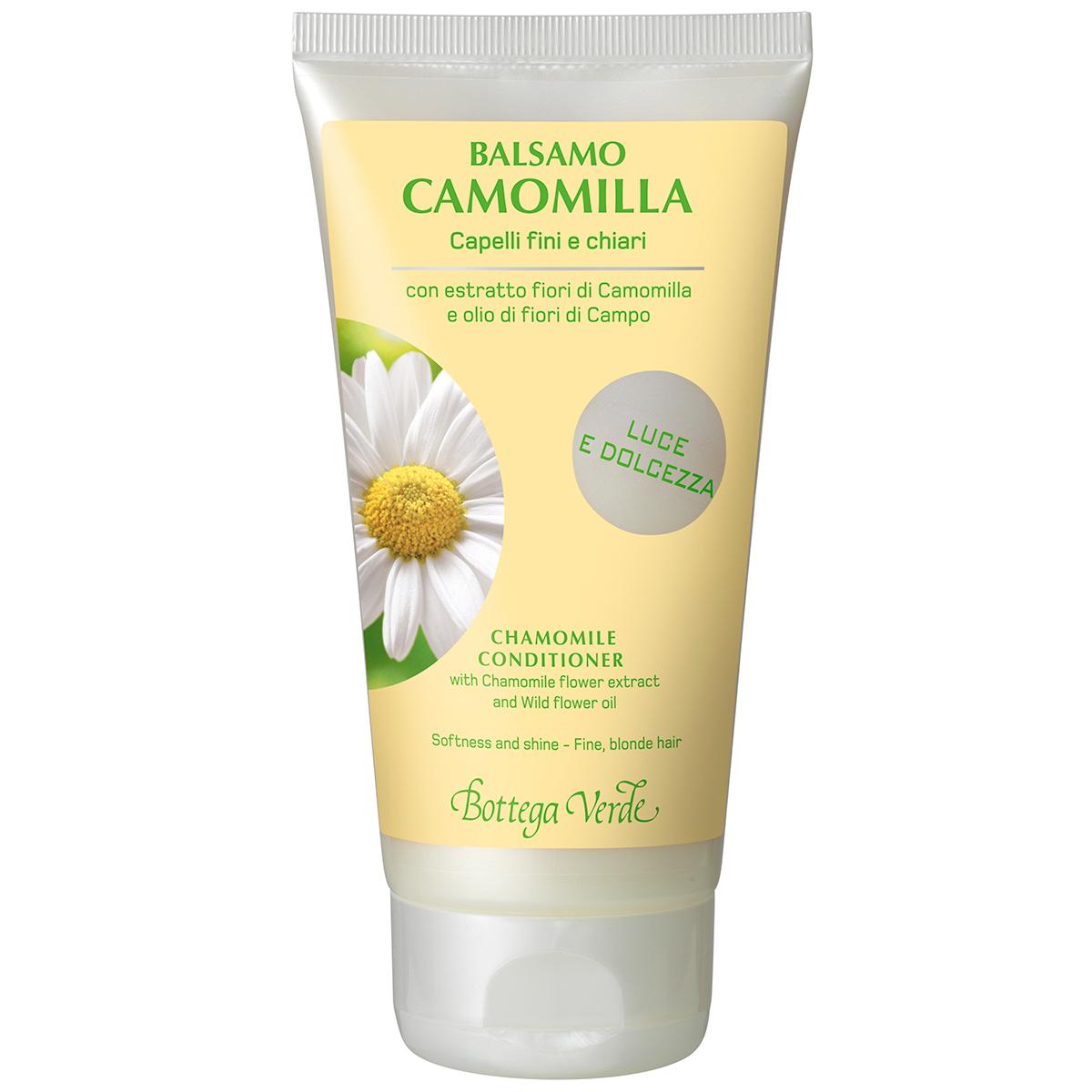 Musetel - Balsam Cu Extract De Musetel De Camp Si Ulei Din Flori De Camp - Pentru Stralucire - Par Subtire