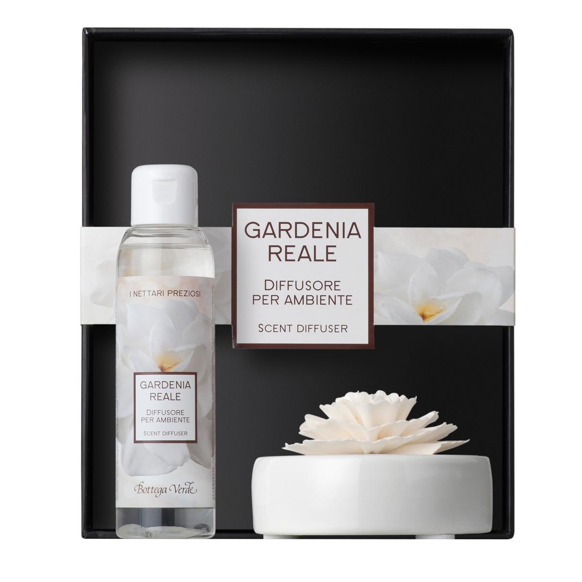 Nectaruri Pretioase - Parfum De Camera Cu Miros De Gardenie + Difuzor