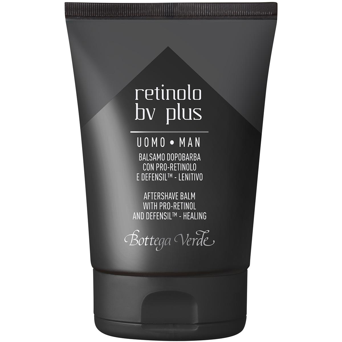 Retinolo Bv Plus Uomo - Balsam Dupa Barbierit  Cu Pro-retinolo Si Defensil (tm) - Calmant