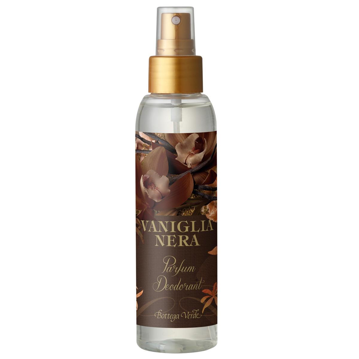Vanilie Neagra - Parfum Deodorant