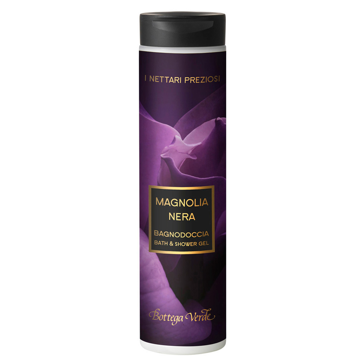 Nectaruri pretioase - Magnolie neagra - Gel de dus