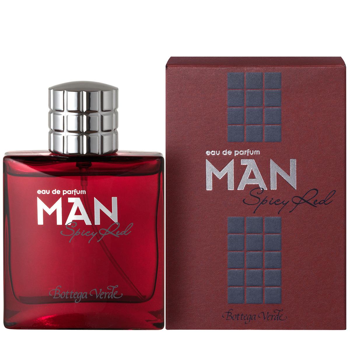 Apa de parfum Spicy Red - Man, 50 ML
