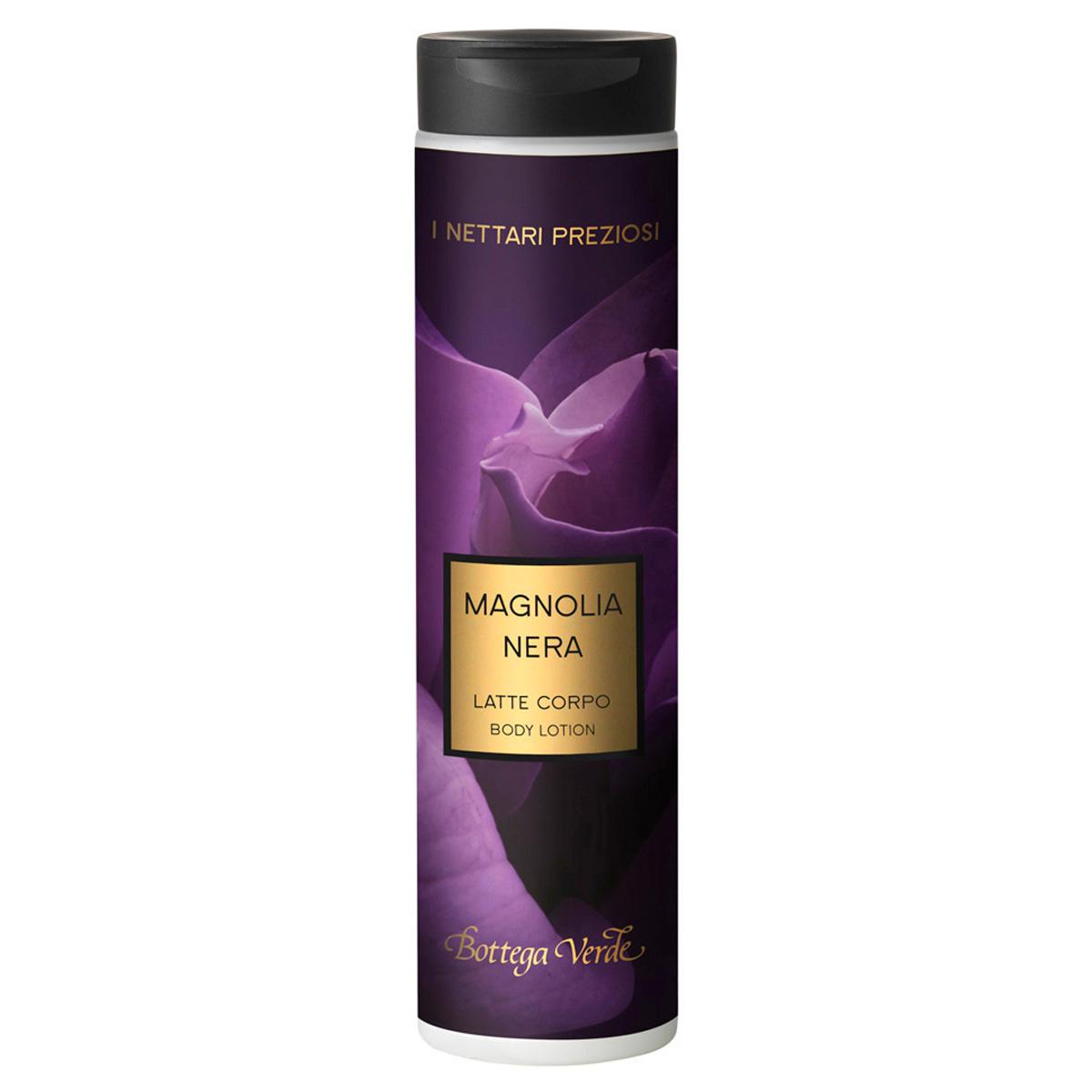 Nectaruri pretioase - Magnolie neagra - Lapte de corp