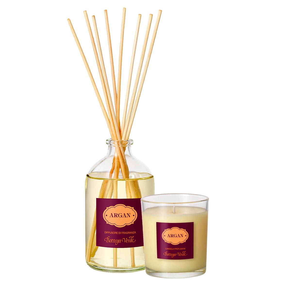Set ingrijire casa cu aroma de argan