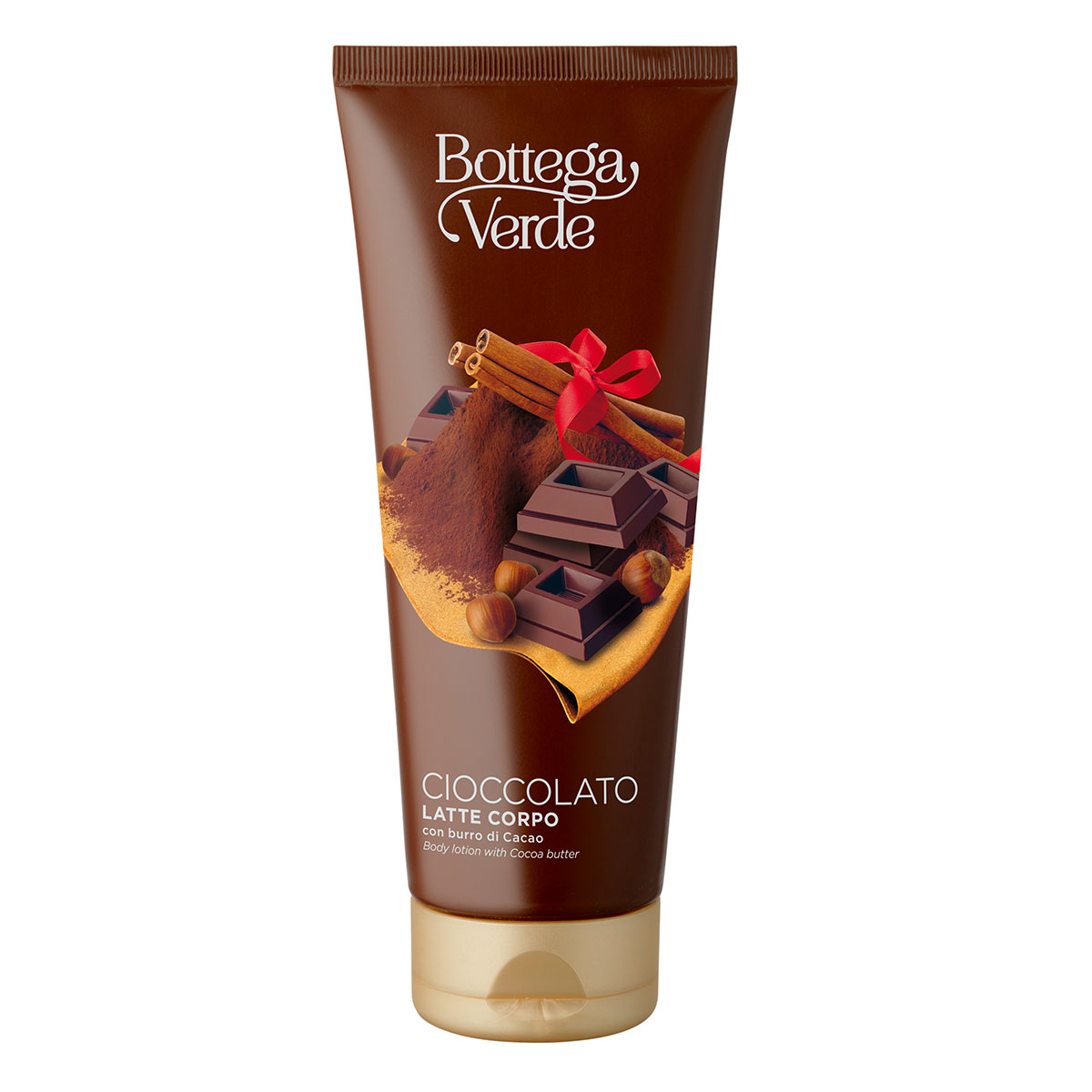 Lapte de corp cu unt de cacao imagine
