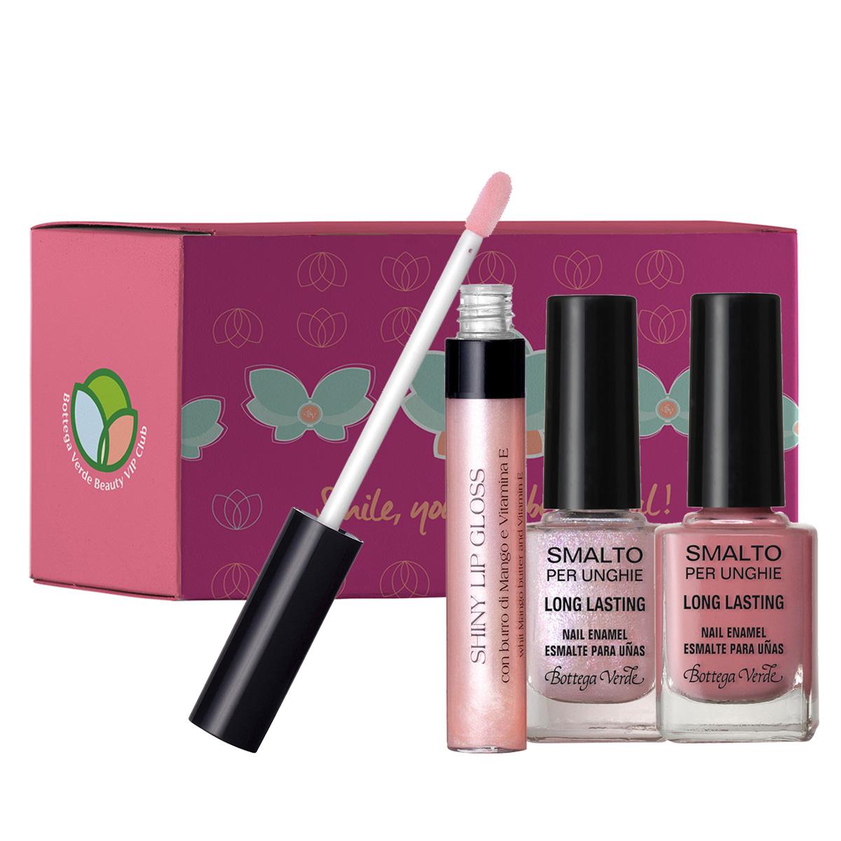 Set Pink Shades
