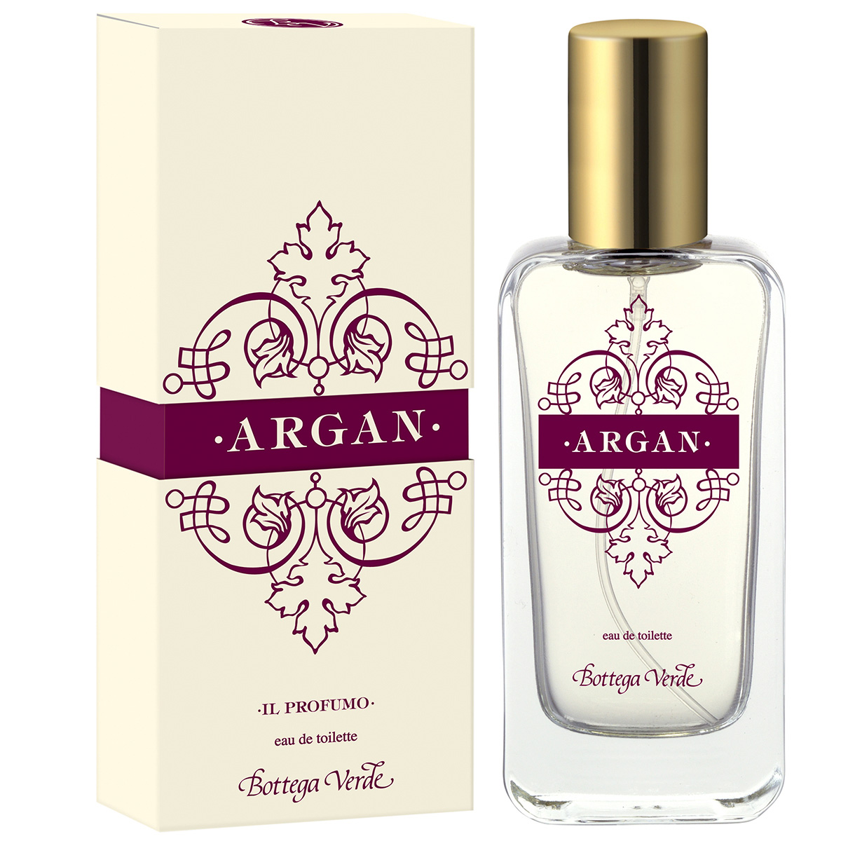 Parfum cu aroma de argan imagine produs