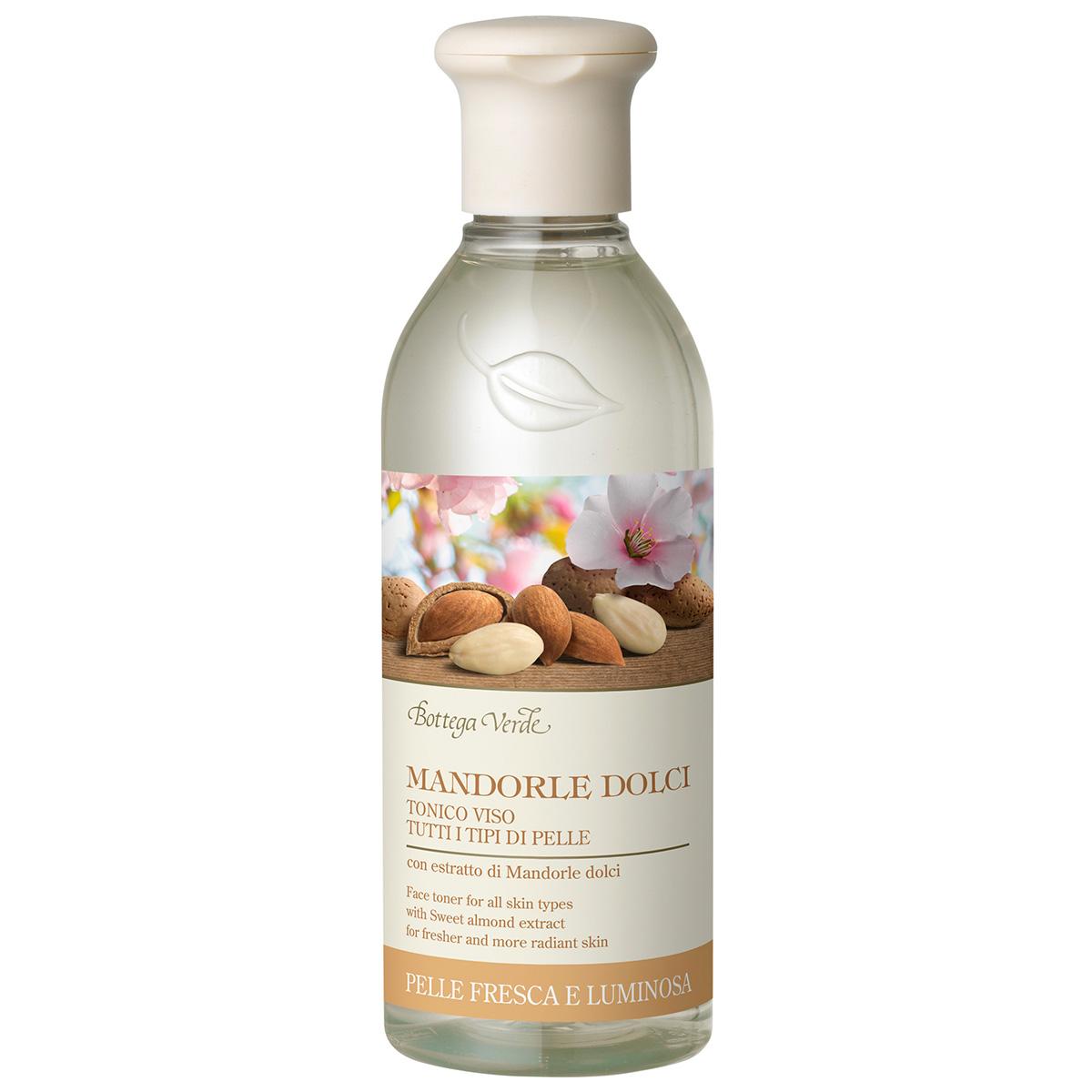 Migdale dulci - Tonic pentru toate tipurile de piele-piele mai proaspata si mai luminoasa, cu extract de migdale dulci