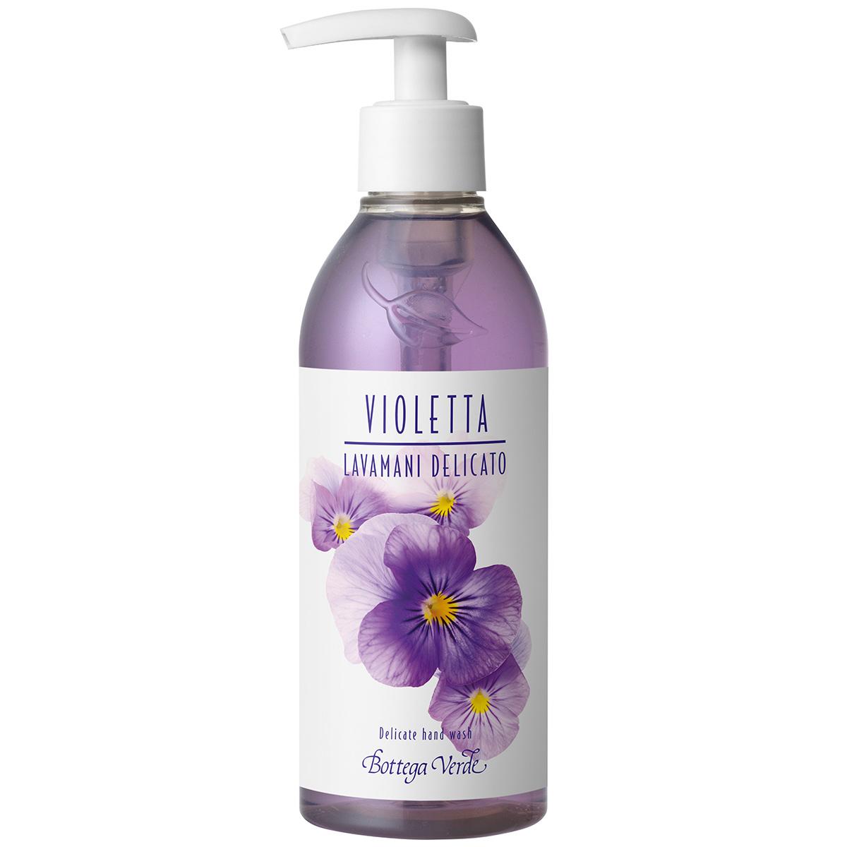 Sapun lichid cu extract de violete - Violetta, 250 ML