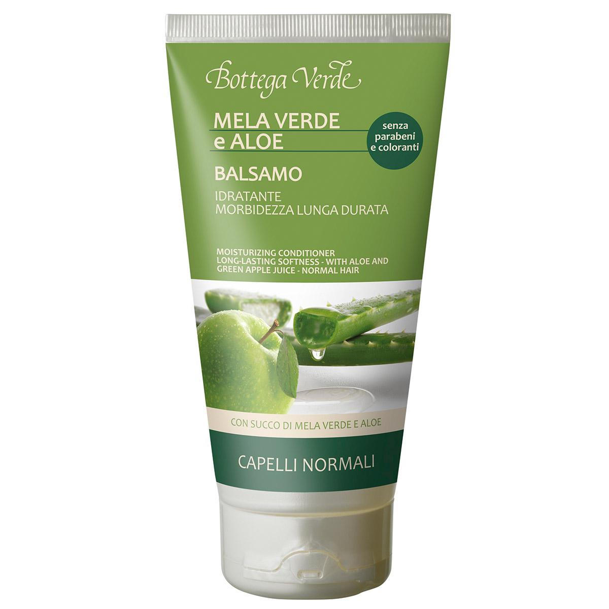 Balsam hranitor cu extract de aloe si mar verde, 150 ML