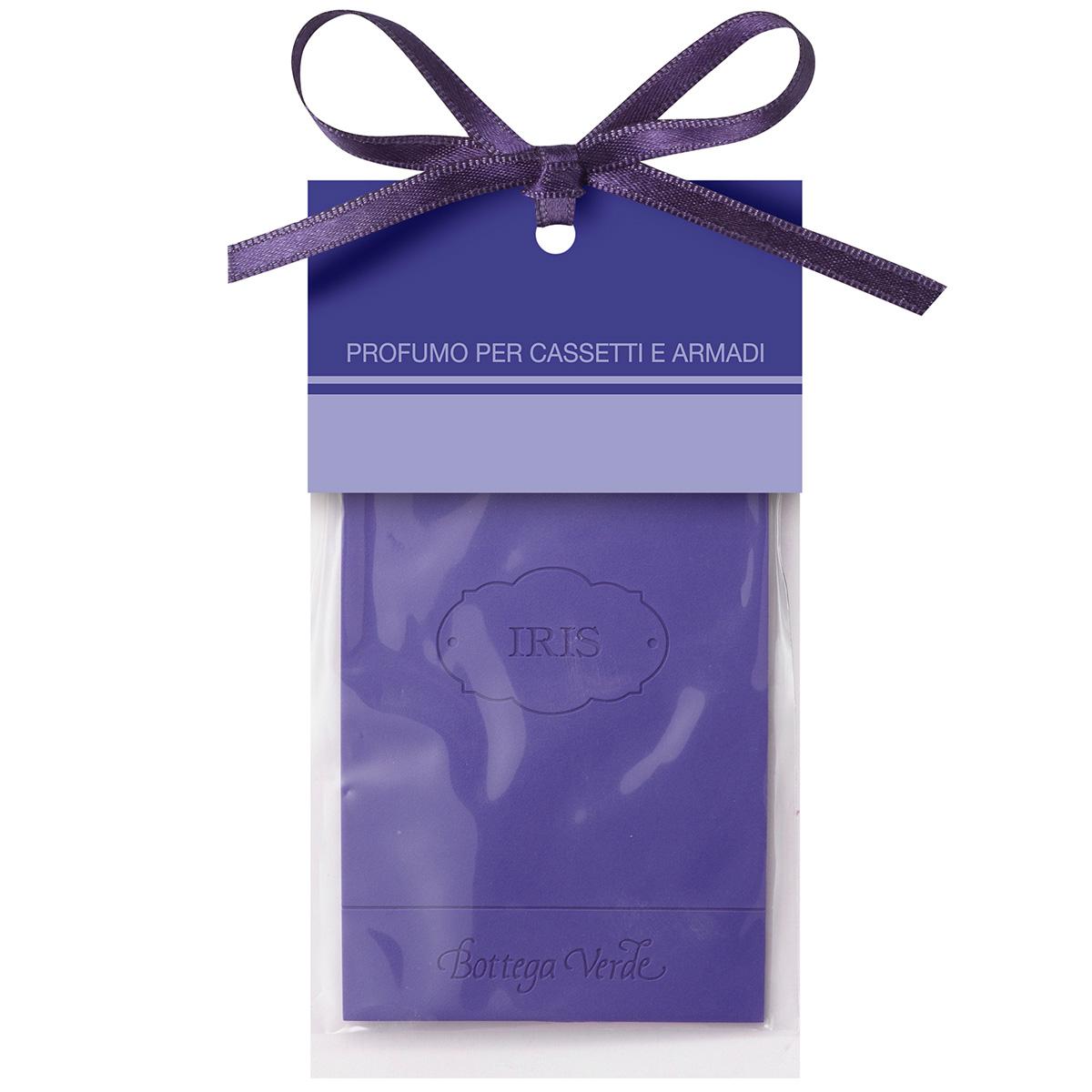 Iris - Parfum pentru sertare si dulapuri