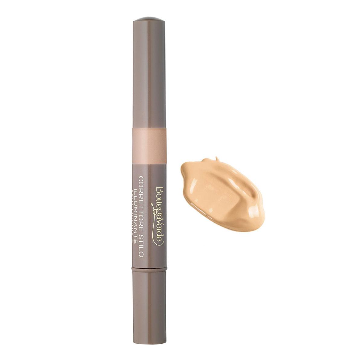 Corector stick, iluminator, cu extract de vanilie si vitamina E imagine