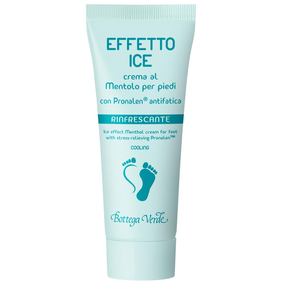 Travel size crema cu menta si Pronalen pentru picioare obosite imagine