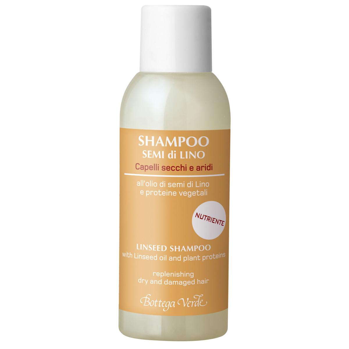 MINISIZE - HAIR - LINSEED SHAMPOO