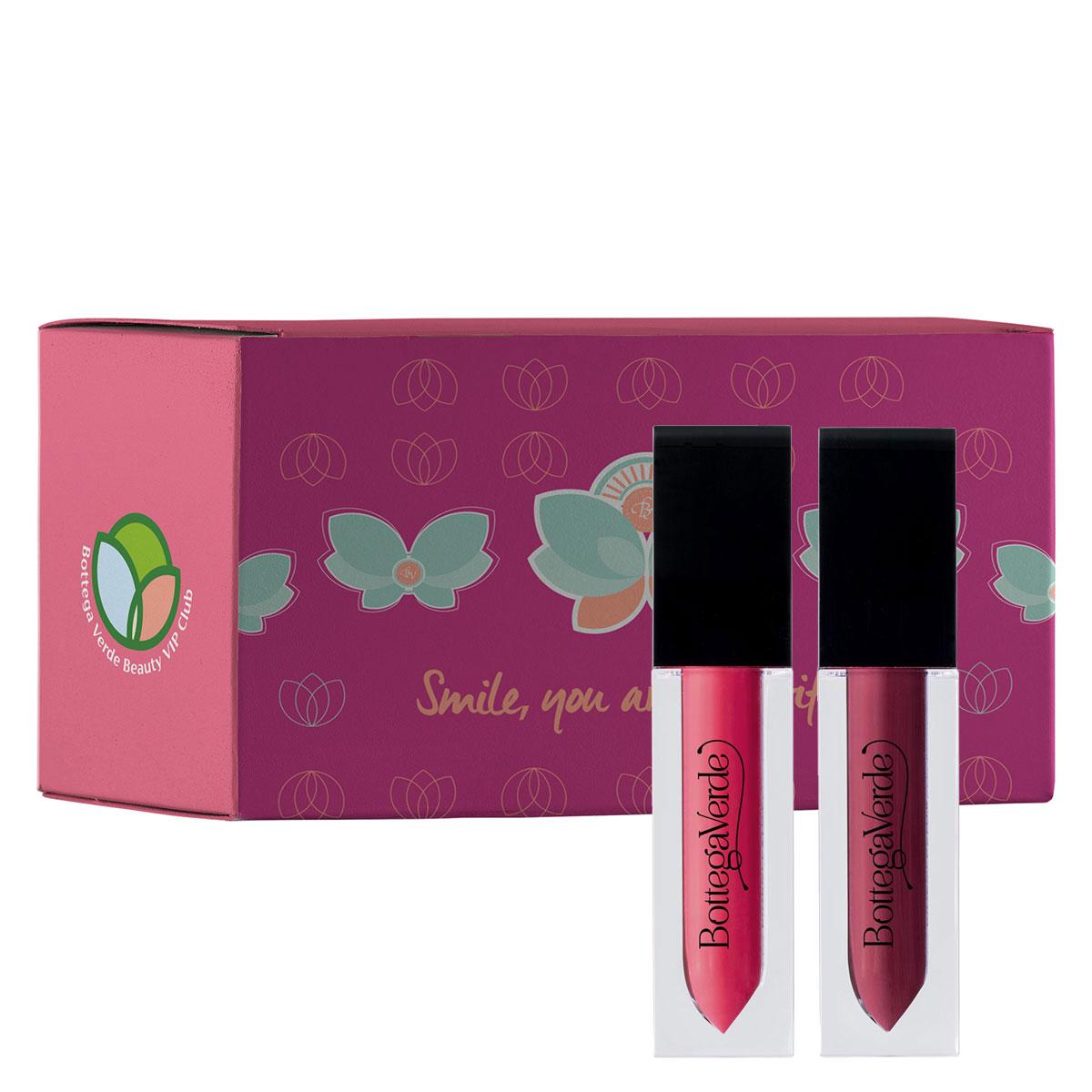Set mix lips