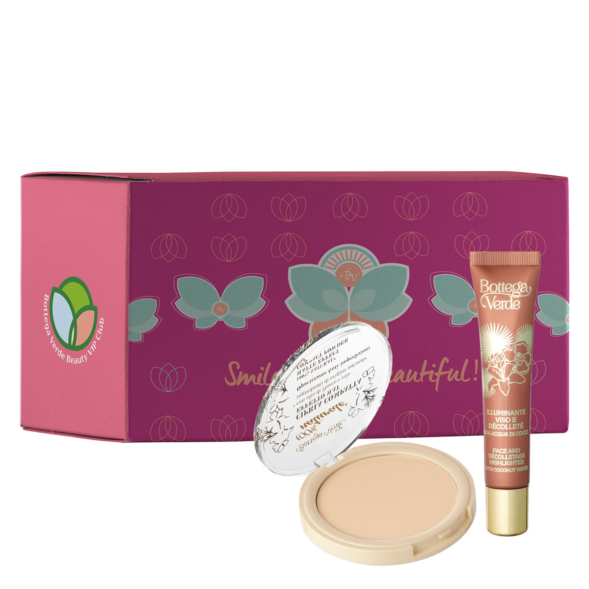 Set fresh make-up, 15 ML