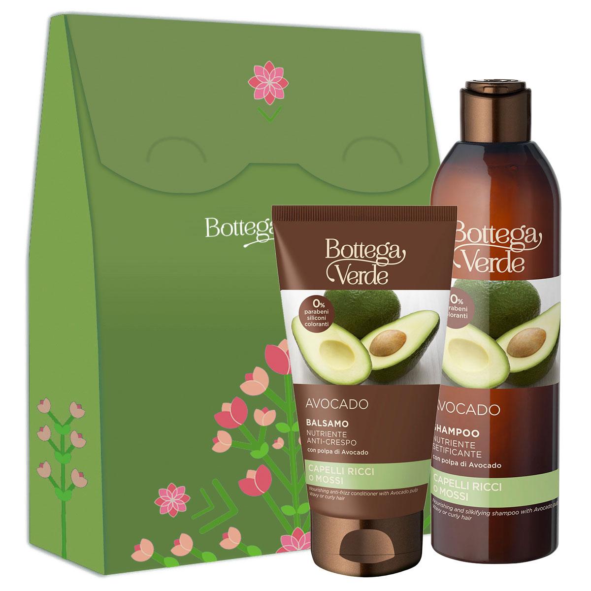 Set cadou femei ingrijire par cret cu extract de avocado imagine