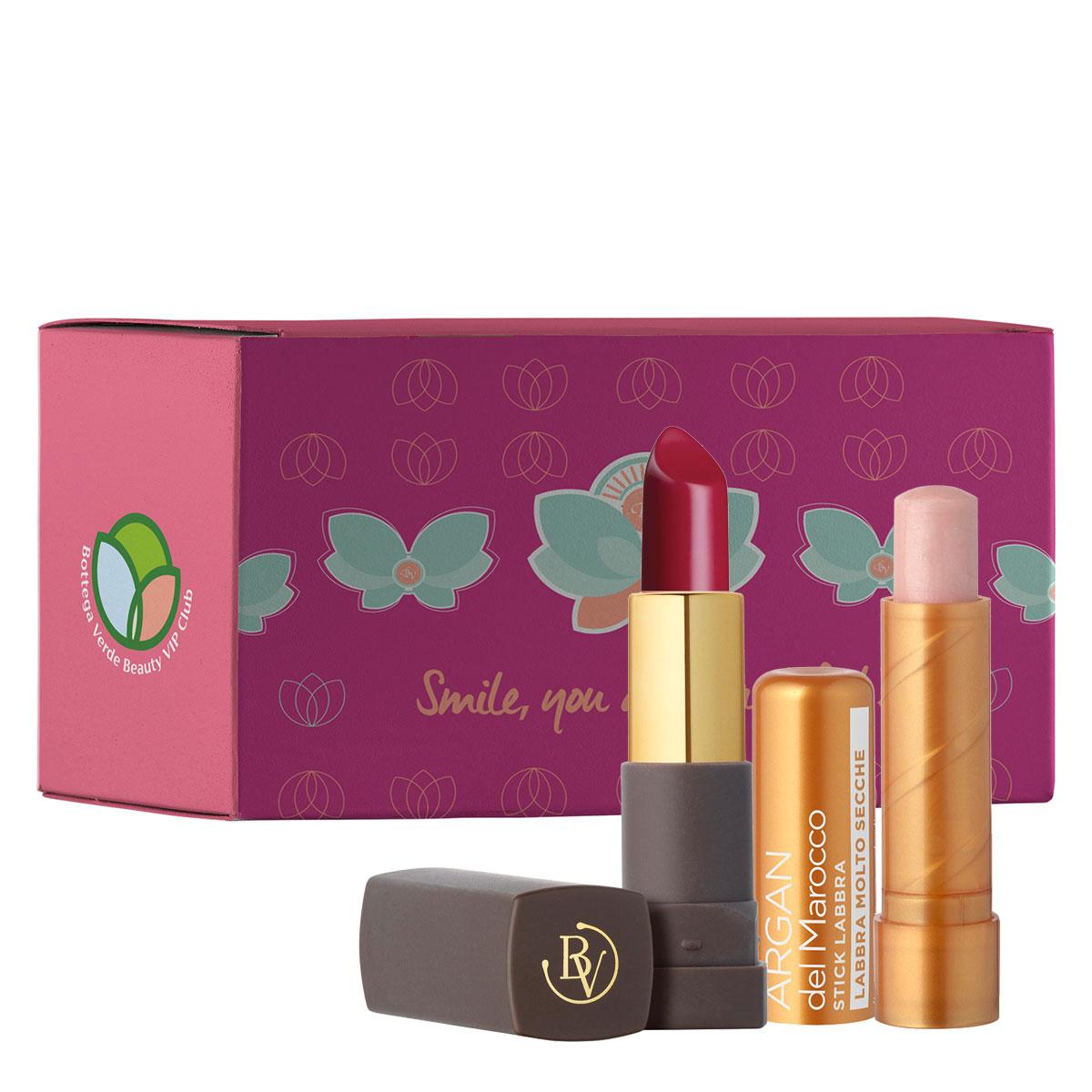 Set cadou femei pentru buze hidratate imagine