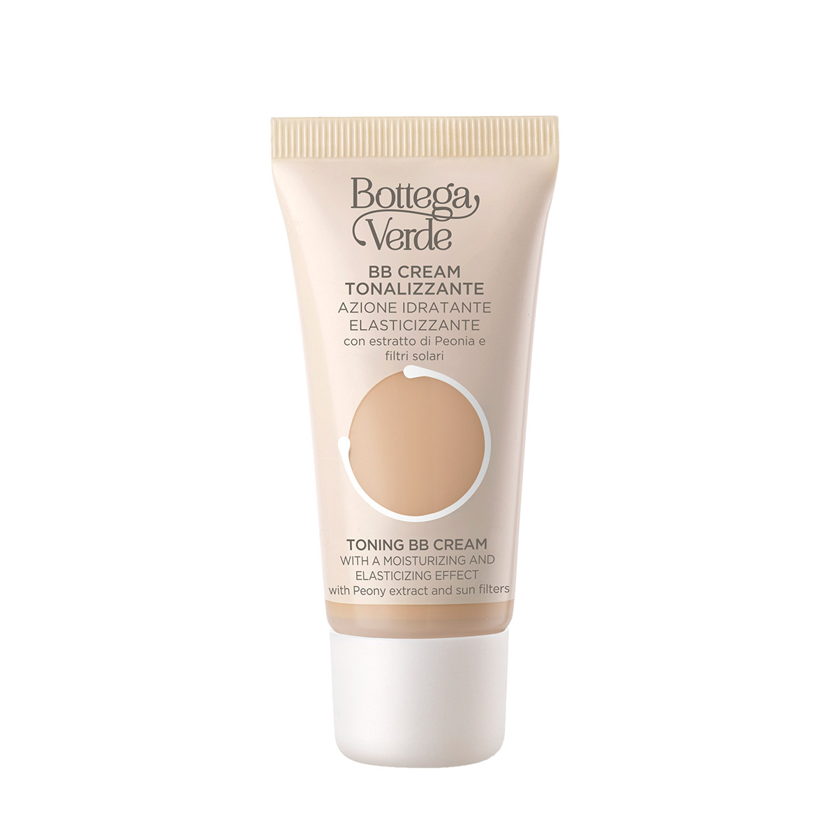 BB cream, intens hidratant, cu extract de bujori si filtre solare imagine