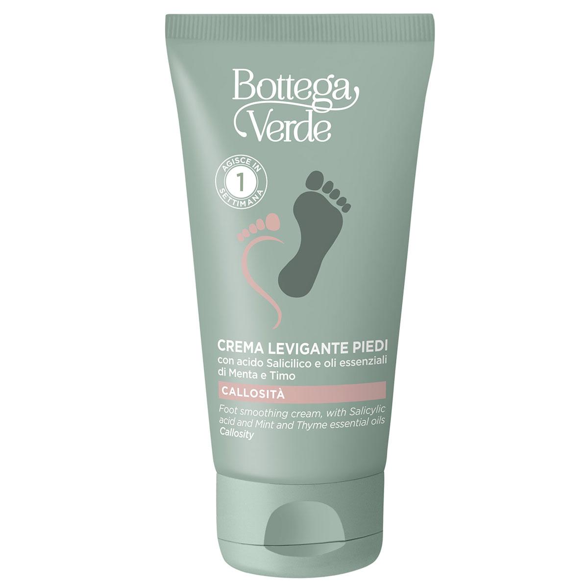 Crema pentru picioare, intens hidratanta, cu acid salicilic imagine