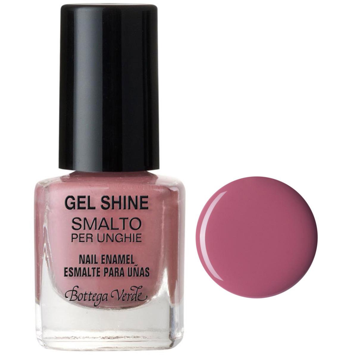 Lac de unghii, roz invechit - Gel Shine, 5 ML