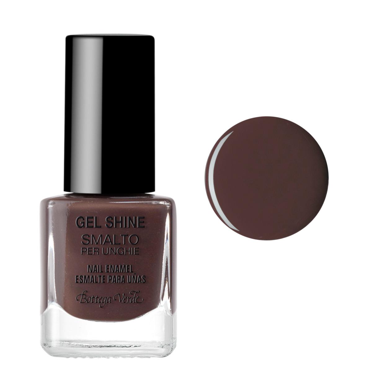 Gel Shine - Lac De Unghii Cu Sclipici Roz