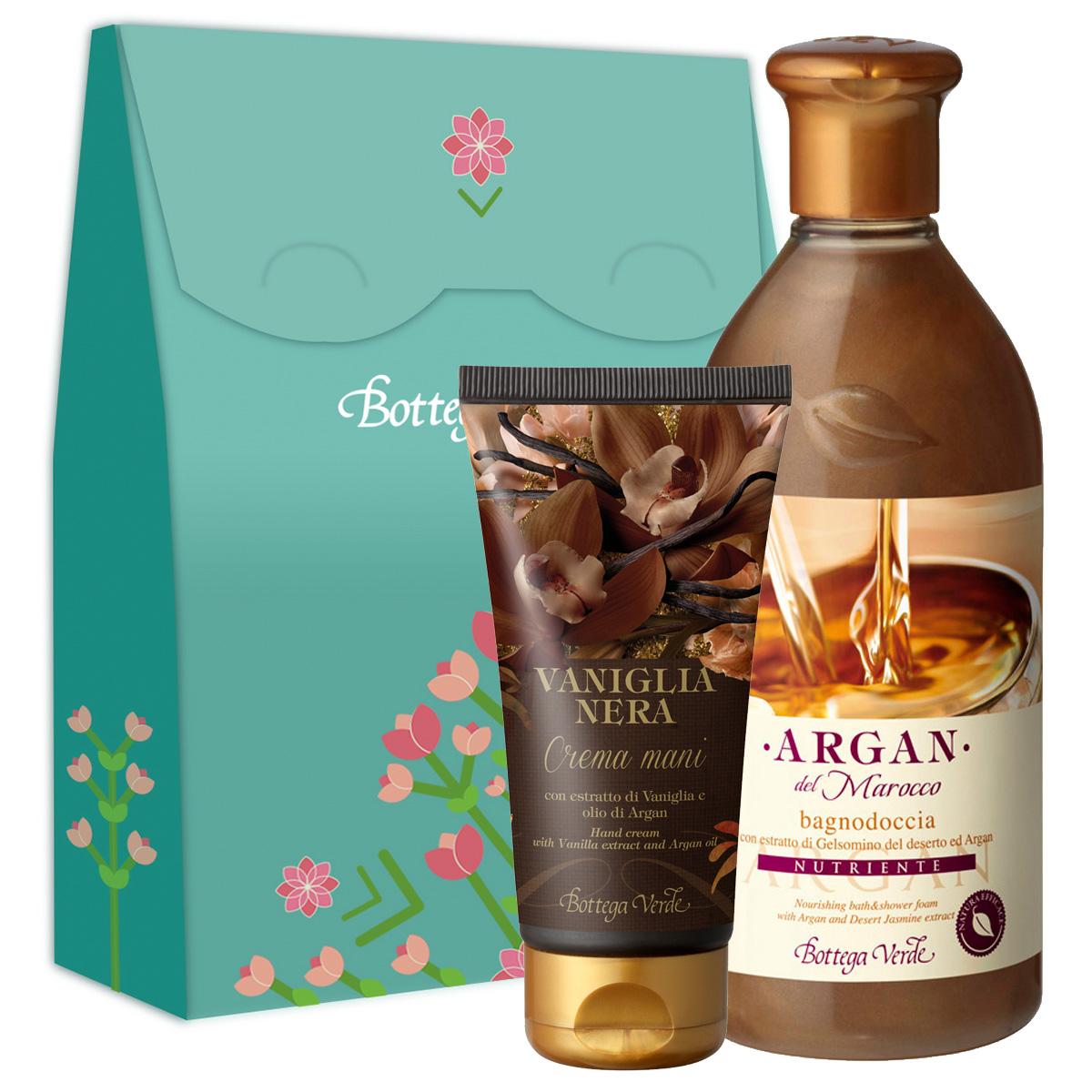 Pachet Special Argan si vanilie neagra