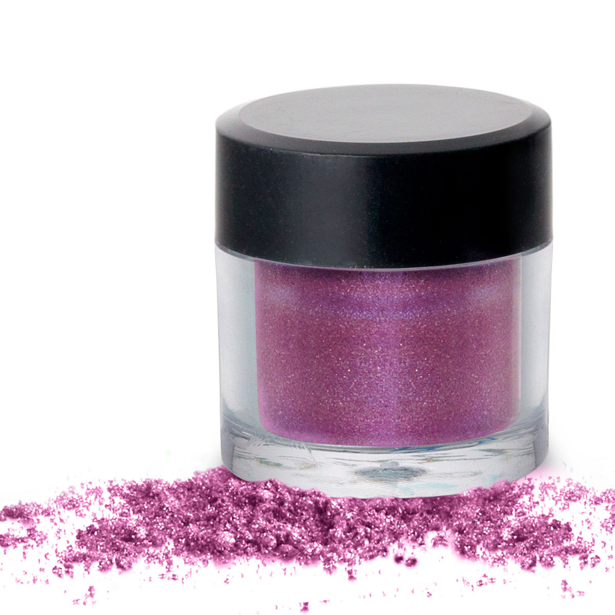 Fard de pleoape cu acid hialuronic si pulbere de perle de apa dulce, lila - My color