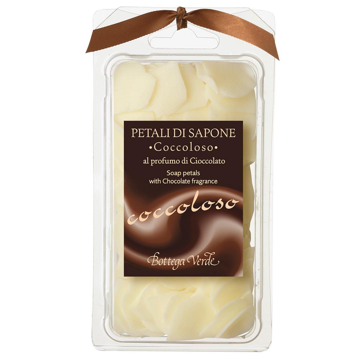 Petale de sapun cu aroma de ciocolata - Cioccolato, 50 G