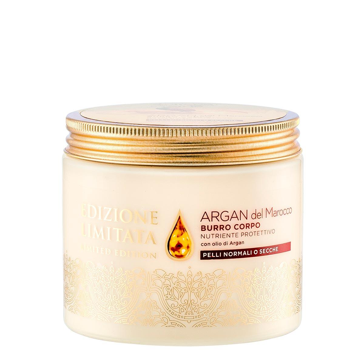 Unt de corp cu ulei de argan - Argan del Marocco, 400 ML