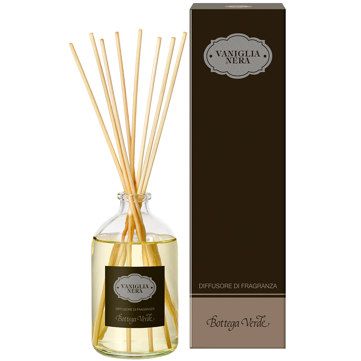 Vanilie Neagra Vanilie neagra - Difuzor de parfum - bej deschis