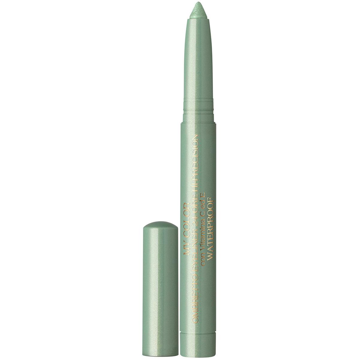Fard de pleoape stick cu vitaminele C si E - waterproof, verde menta - My color