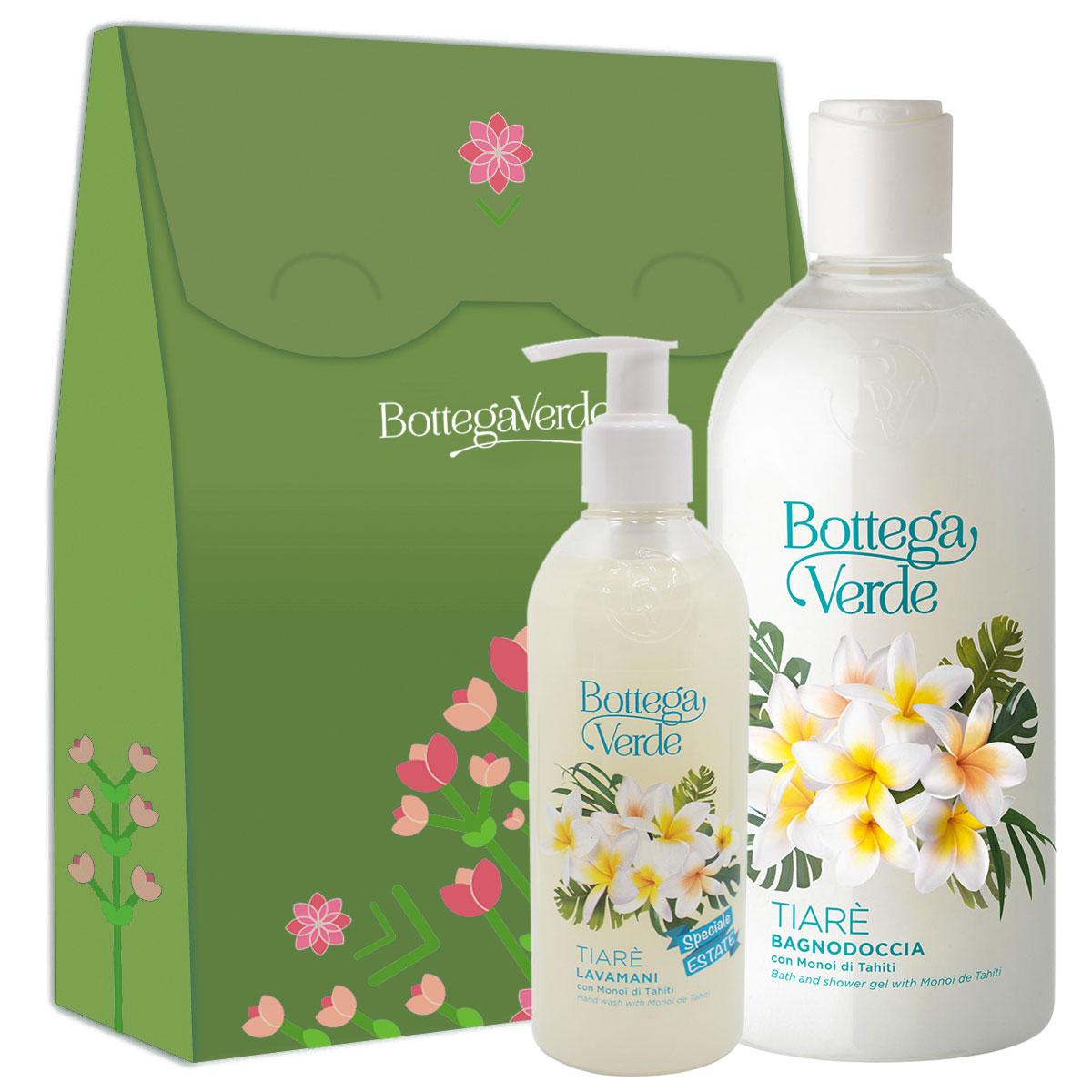 Set cadou femei sapun lihcid hidratant si gel de dus imagine