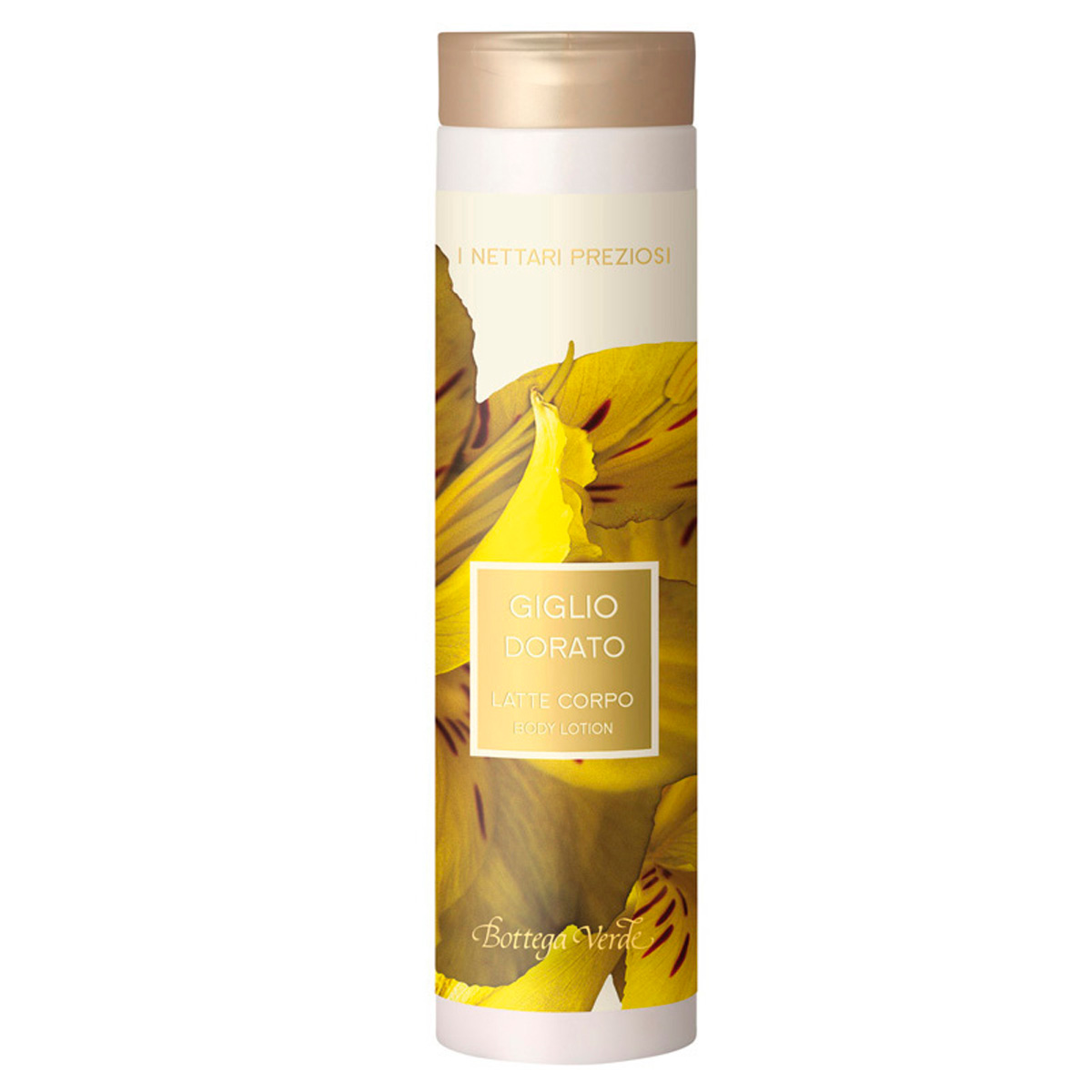Nectaruri pretioase - Crin auriu - Lapte de corp