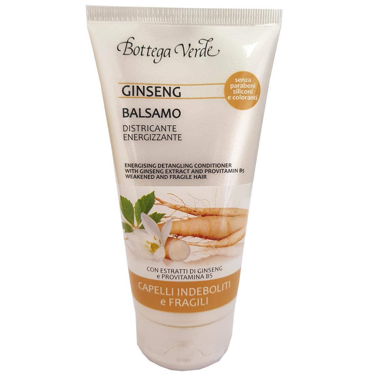 Balsam - crema cu extract de ginseng - Ginseng, 150 ML