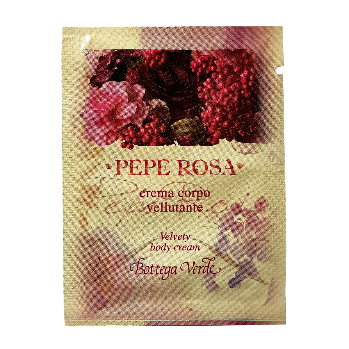 Mostra - Crema de corp cu extract de piper roz