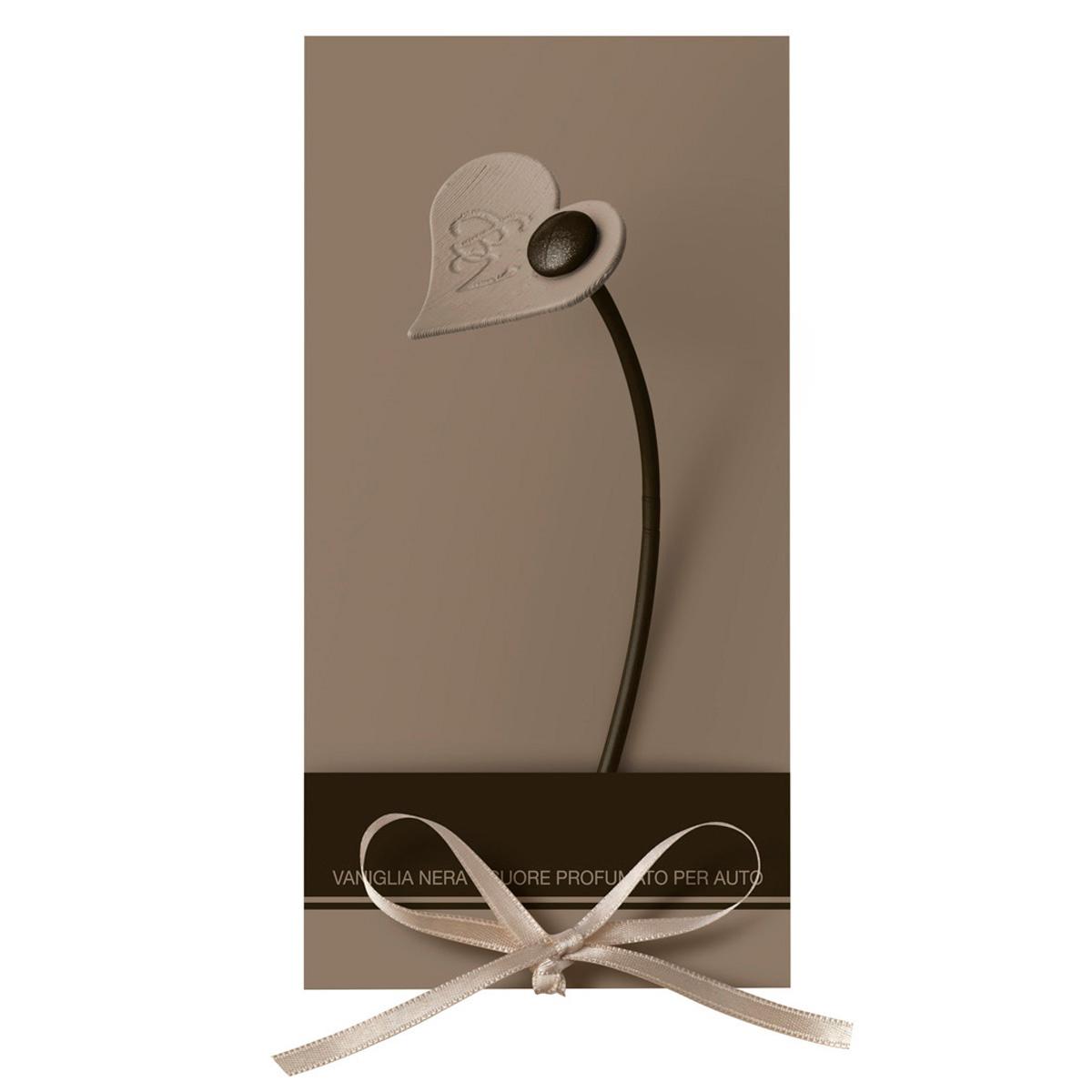 Parfum auto cu aroma de vanilie neagra - Vaniglia Nera