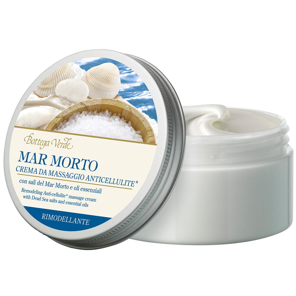 Crema Anticelulitica Cu Saruri Din Marea Moarta