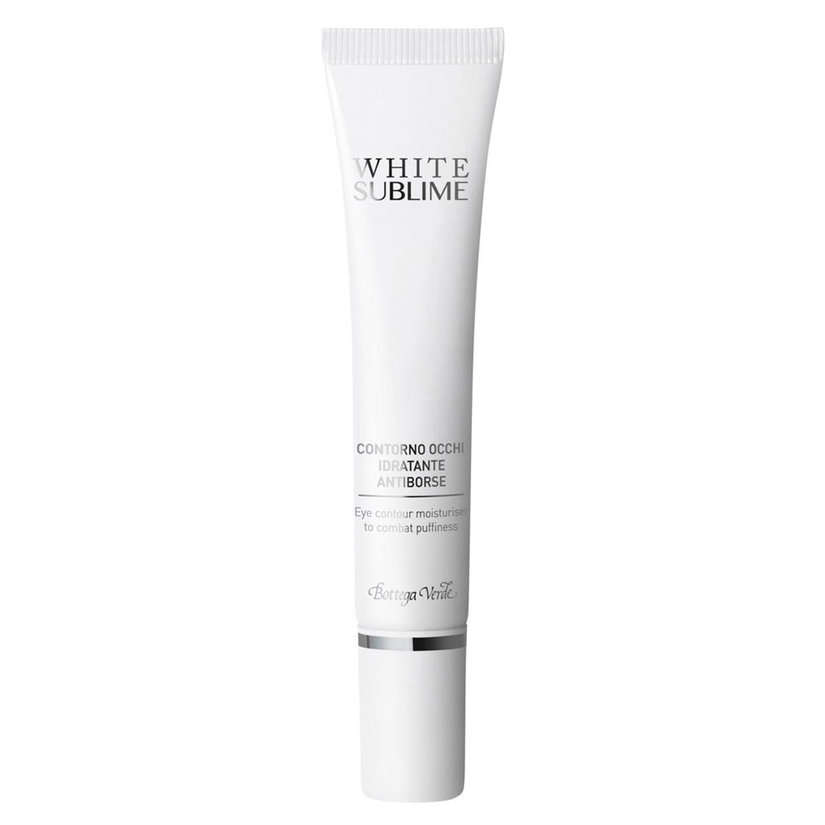 White Sublime - Crema pentru zona din jurul ochilor, cu ALPAFLOR® Gigawhite, acid hialuronic si Lemn dulce