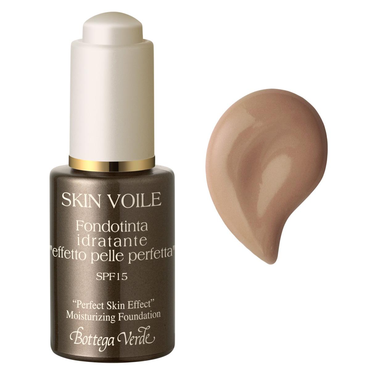 """Fond de ten Skin voile hidratant cu """"efect de piele perfecta"""" cu acid hialuronic si AQUAPHYLINE®, SPF15"""