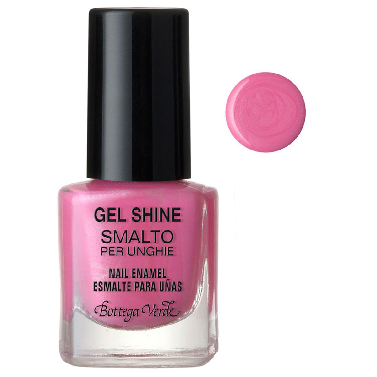 Lac de unghii, roz aprins - Gel Shine, 5 ML
