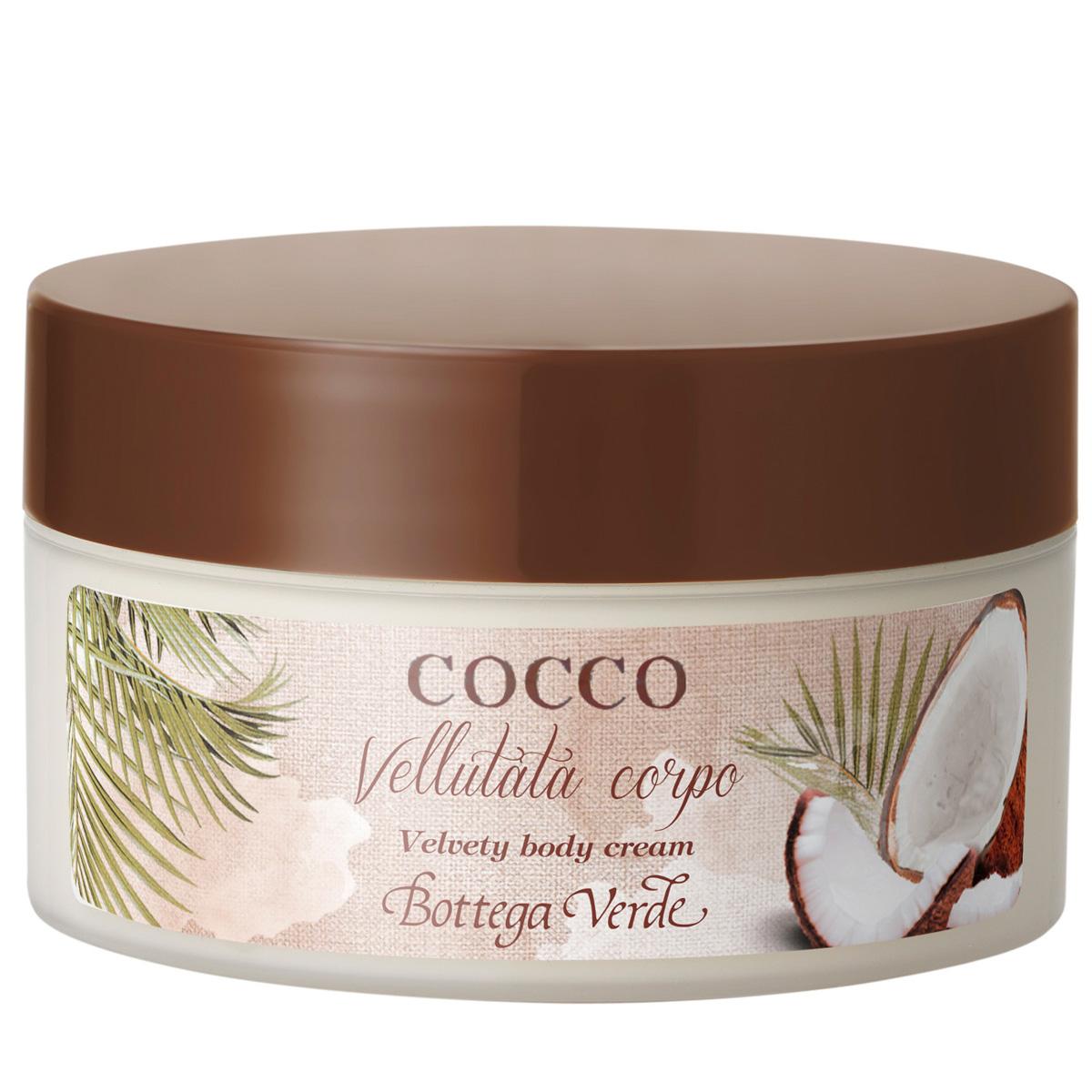 Cocos - Crema de corp cu ulei de cocos