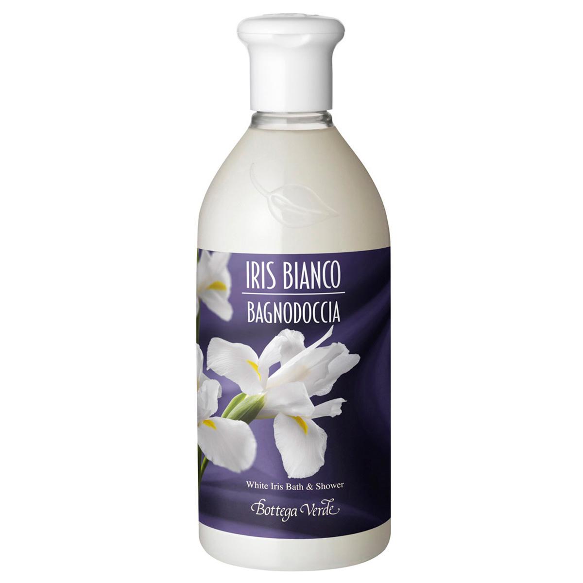 Iris alb - Gel de dus