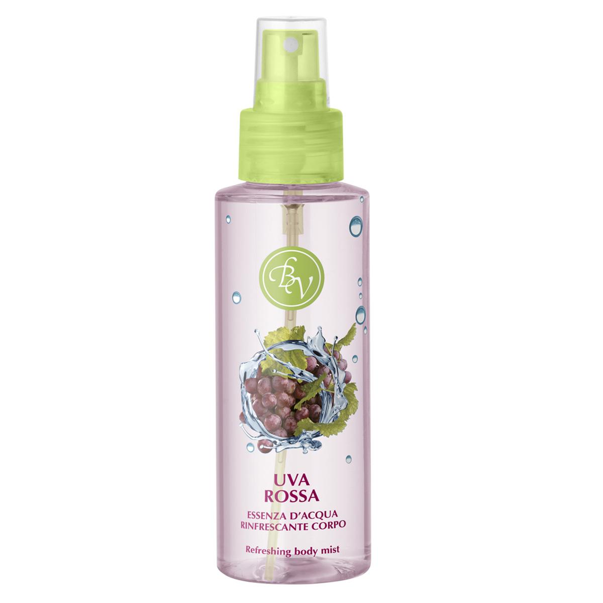 Spray racoritor pentru corp cu aroma de struguri rosii